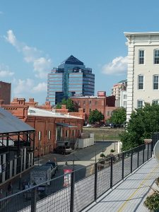 Downtown Durham NC Mover Truckin' Movers